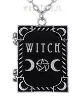 WITCH/ Locket ネックレス【Restyle】