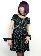 【Ladys】SATANA/skate dress【Liquorbrand】