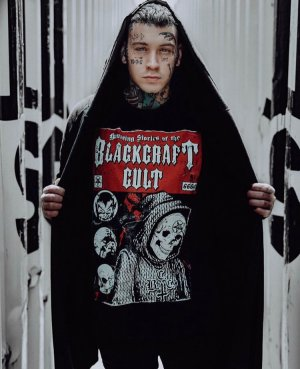 画像3: 【Mens】The Haunting【Black Craft】