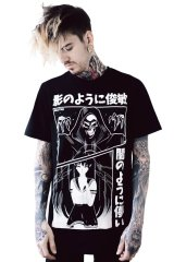 【Mens】Shadow T【KILL STAR】