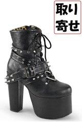 [取り寄せ]TORMENT-700/厚底ブーツ【DEMONIA】