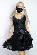 Hocus Party Dress/BLACK【KILL STAR】